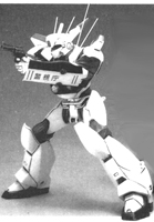 AV-98 Ingram Patrol Labor Alphonse (Comic Version 2)