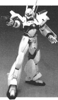 AV-98 Ingram Patrol Labor Alphonse (Version 2)
